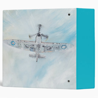 SPITFIRE. 'Ace Of Spades'. 2014. Vinyl Binder