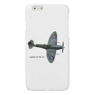 Spitfire Aircraft  iPhone-6-6s-Glossy-Finish-Case