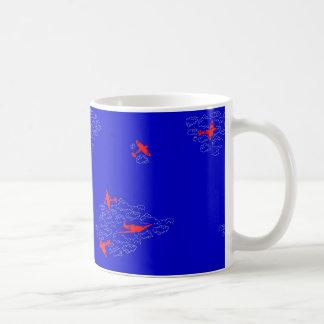Spitfire Blue Mug