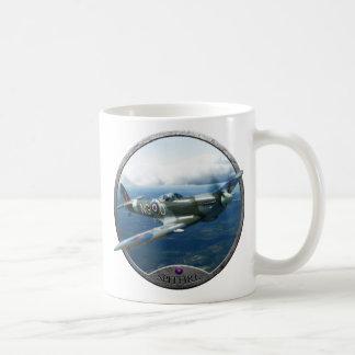 Spitfire Classic White Coffee Mug