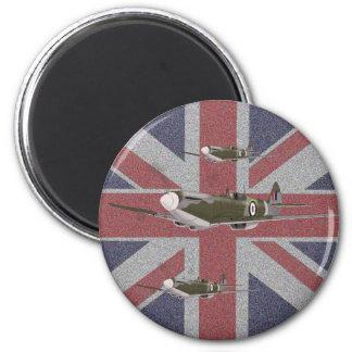 Spitfire Magnet. Magnet