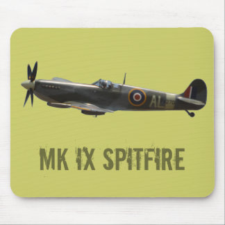 Spitfire Mouse Pad