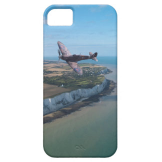 Spitfire over England iPhone 5 Covers