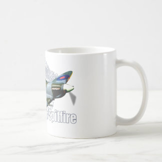 Spitfire Supermarine Coffee Mug