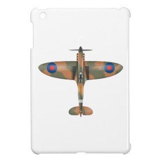 spitfire top view iPad mini covers