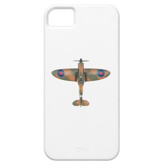 spitfire top view iPhone 5 covers