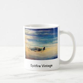 Spitfire Vintage Coffee Mug
