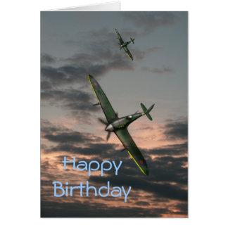 Spitfires , card