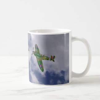 spitfires in Flight... Coffee Mug