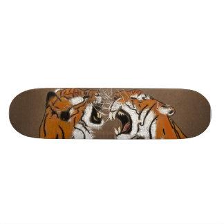 spitting fury skateboard deck