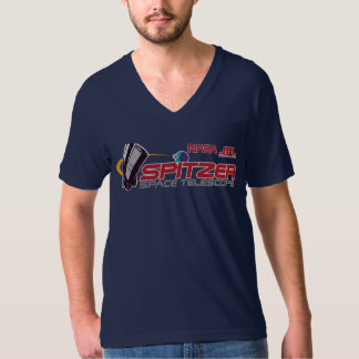 Spitzer Space Telescope T-Shirt