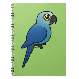 Spix's Macaw Notebook