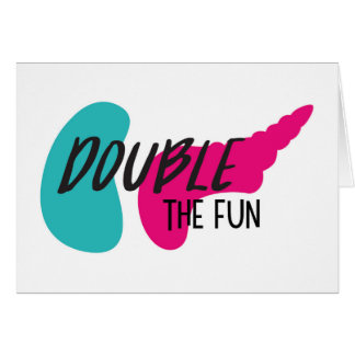 SPK Transplant Card - Double The Fun