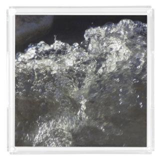 Splash Acrylic Tray