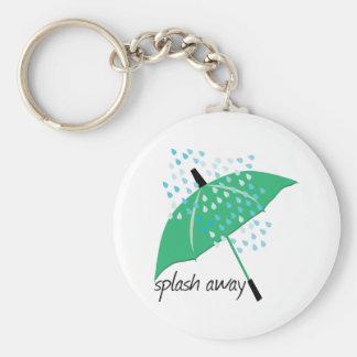Splash Away Keychains