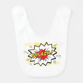 splash bib