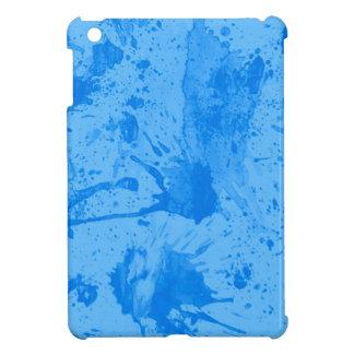 splash blue iPad mini covers