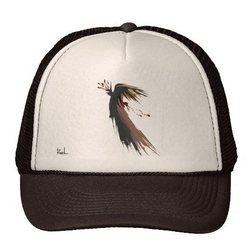 splash cap mesh hats