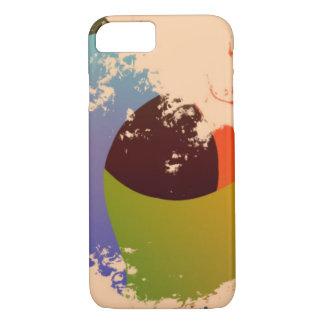 Splash colors iPhone 8/7 case