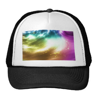 Splash colors trucker hat