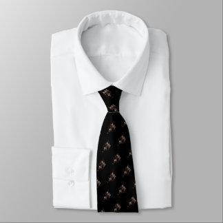 Splash!  Dice in a Wine Glass Tie