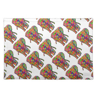 Splash Elephant Placemat