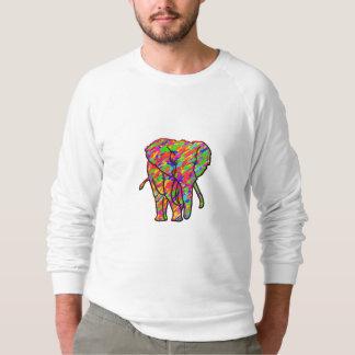 Splash Elephant Sweatshirt