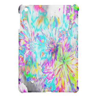splash flower case iPad mini case