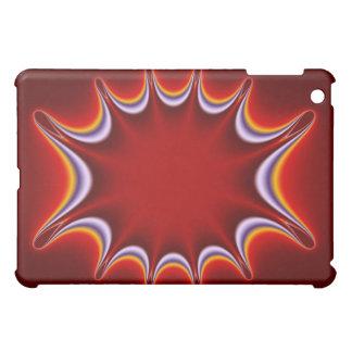 Splash Fractal iPad Case
