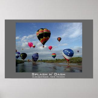Splash n' Dash Poster
