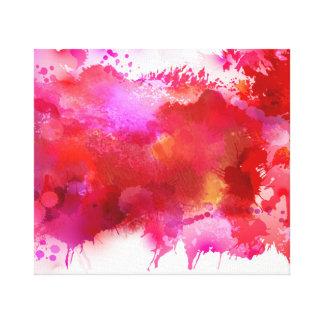 Splash of Color - Canvas Art