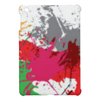 Splash of Color iPad Mini Cover