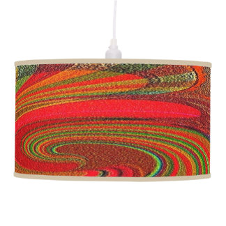 """Splash of Fizz"" Pendant Lamp"