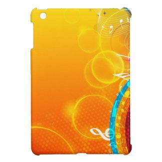 Splash of Musical Color iPad Mini Cases