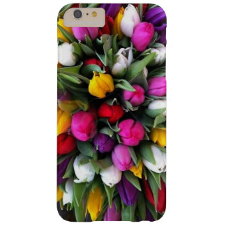 Splash of tulips barely there iPhone 6 plus case