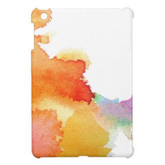 Splash of Watercolor iPad Mini Cases