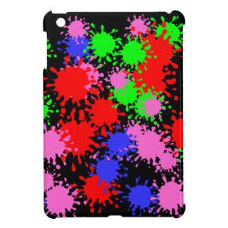 Splash Paint iPad Mini Case