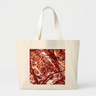 SPLASHDOWN! (abstract) ~ Jumbo Tote Bag