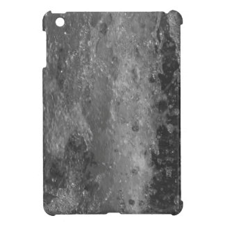 Splashes of fountain water (black and white) case for the iPad mini