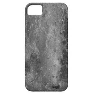 Splashes of fountain water (black and white) iPhone 5 case