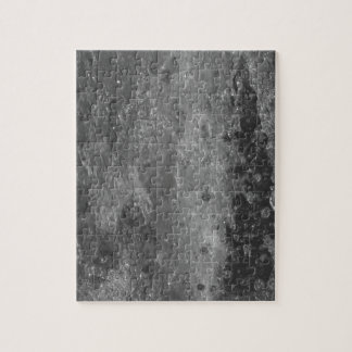 Splashes of fountain water (black and white) jigsaw puzzle