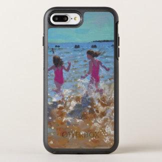 Splashing in the sea Clacton. 2014 OtterBox Symmetry iPhone 8 Plus/7 Plus Case
