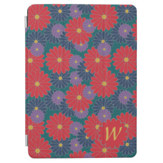 Splashy Fall Floral iPad Cover