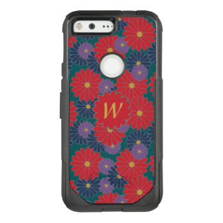Splashy Fall Floral Otterbox Phone Case