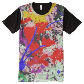 SPLAT #2 All-Over-Print T-Shirt