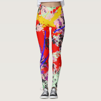 SPLAT #2 LEGGINGS