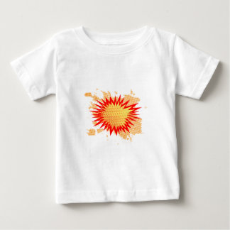 Splat Background Baby T-Shirt