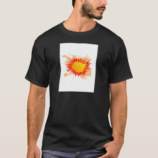 Splat Background T-Shirt
