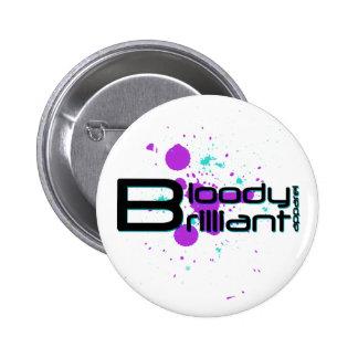 splat logo 2 inch round button