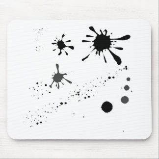 Splat Mouse Pad